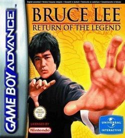 Bruce Lee - Return Of The Legend (Venom)