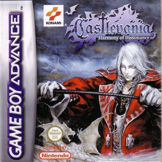 Castlevania - Harmony Of Dissonance (Eurasia)
