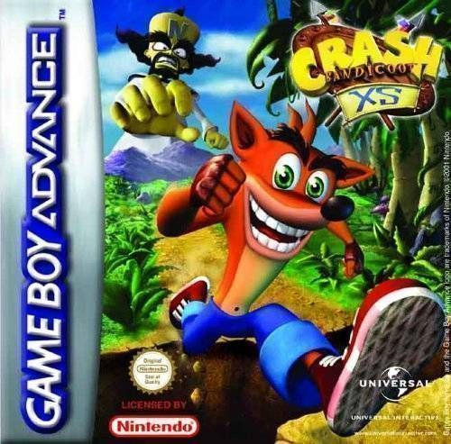 Crash Bandicoot XS (Paracox)