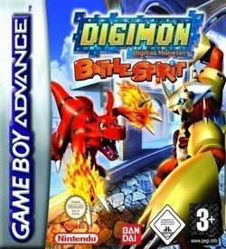 Digimon Battle Spirit (Suxxors)