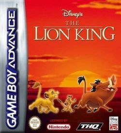 Disney's Lion King (Suxxors)