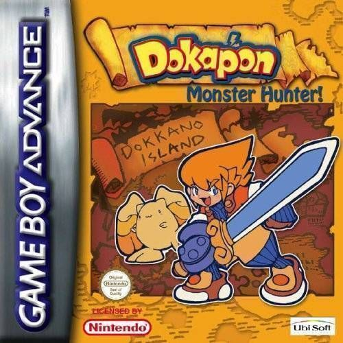Dokapon - Monster Hunter