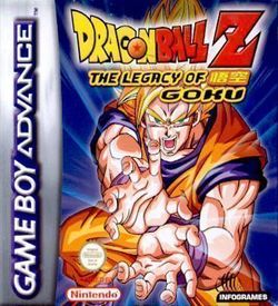 Dragon Ball Z - The Legacy Of Goku (Polla)