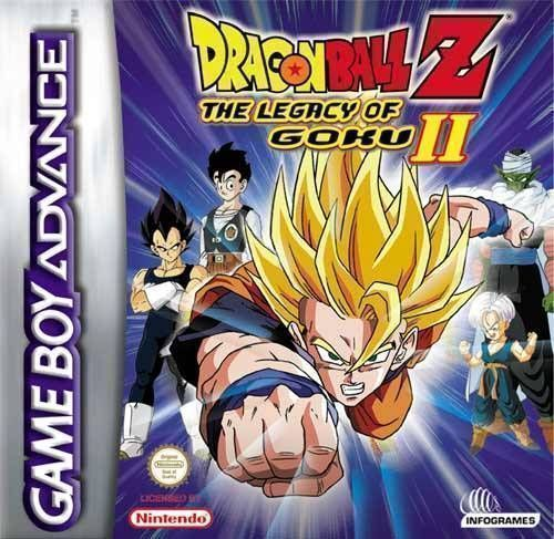 Dragon Ball Z - The Legacy Of Goku II (Eurasia)
