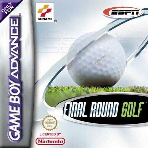 ESPN Final Round Golf (Paracox)