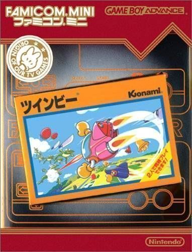Famicom Mini - Vol 19 - TwinBee (Hyperion)