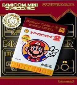 Famicom Mini - Vol 21 - Super Mario Bros. 2