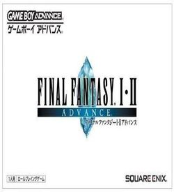 Final Fantasy I & II Advance (Hyperion)