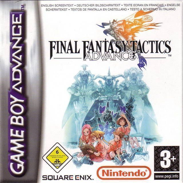 Final Fantasy Tactics Advance (Surplus)