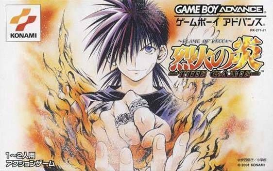 Flame Of Recca (Eurasia)
