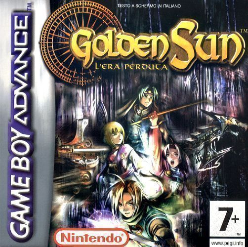 Golden Sun 2 - L'era Perduta