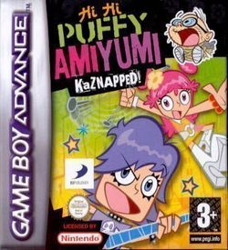 Hi Hi Puffy AmiYumi - Kaznapped