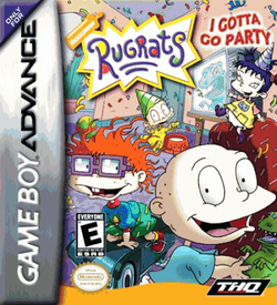 Rugrats - I Gotta Go Party
