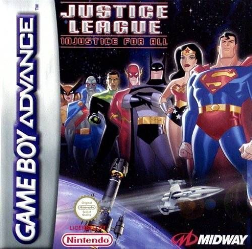 Justice League - Injustice For All (Suxxors)
