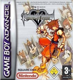 Kingdom Hearts - Chain Of Memories