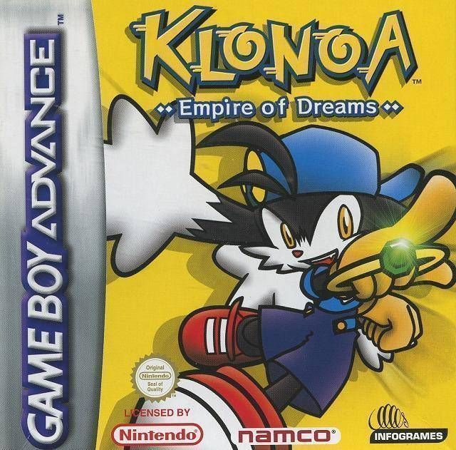Klonoa - Empire Of Dreams (Rocket)