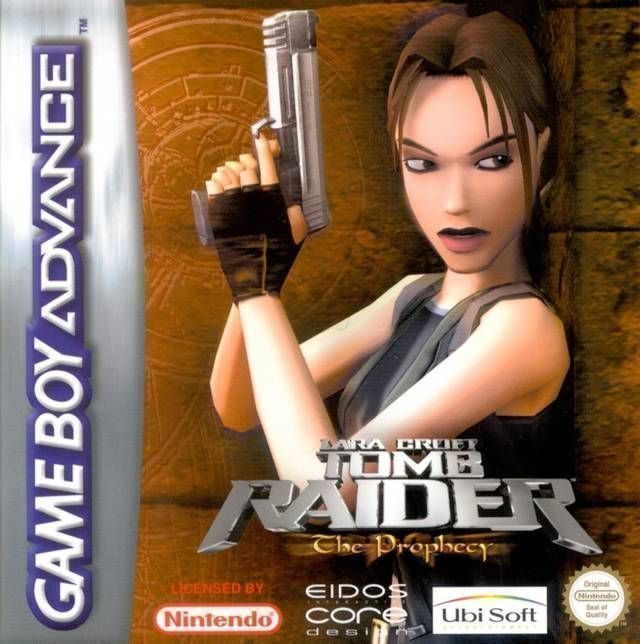 Lara Croft Tomb Raider - The Prophecy (Mode7)