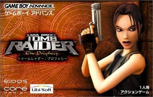 Lara Croft Tomb Raider - The Prophecy