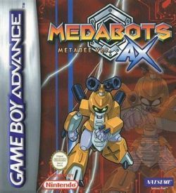 Medabots - Metabee Version (GBATemp)
