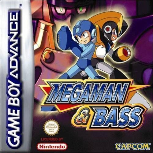 MegaMan & Bass (wC) - Gameboy Advance(GBA) ROM Download