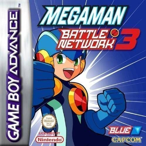 MegaMan Battle Network 3 Blue Version (Supplex)