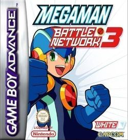 MegaMan Battle Network 3 White Version