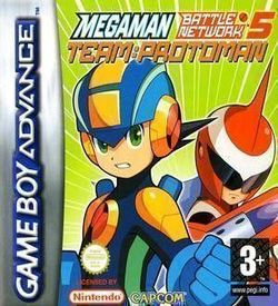 MegaMan Battle Network 5 - Team Protoman