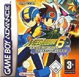 MegaMan Battle Network 6 - Cybeast Gregar