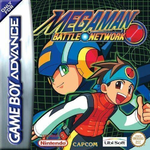 MegaMan Battle Network (Rocket)