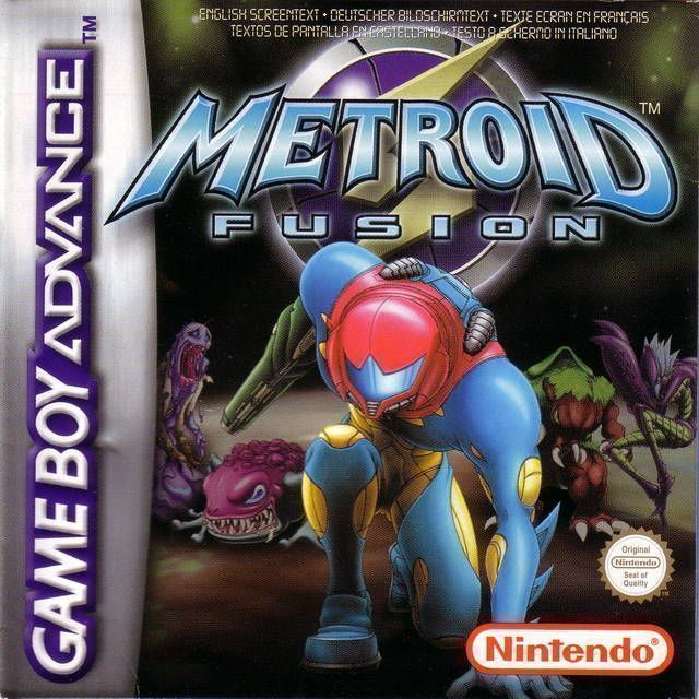 Metroid Fusion Flashadvance Gameboy Advance Gba Rom Download