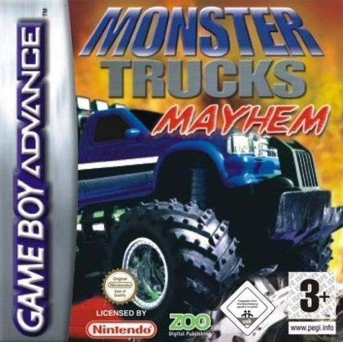 Monster Trucks Mayhem (sUppLeX)