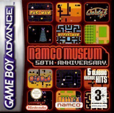 Namco Museum 50th Anniversary (sUppLeX)
