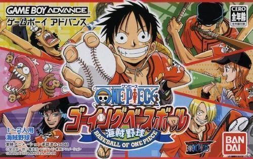 One Piece Going Baseball (Eurasia)