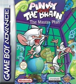 Pinky And The Brain - The Master Plan