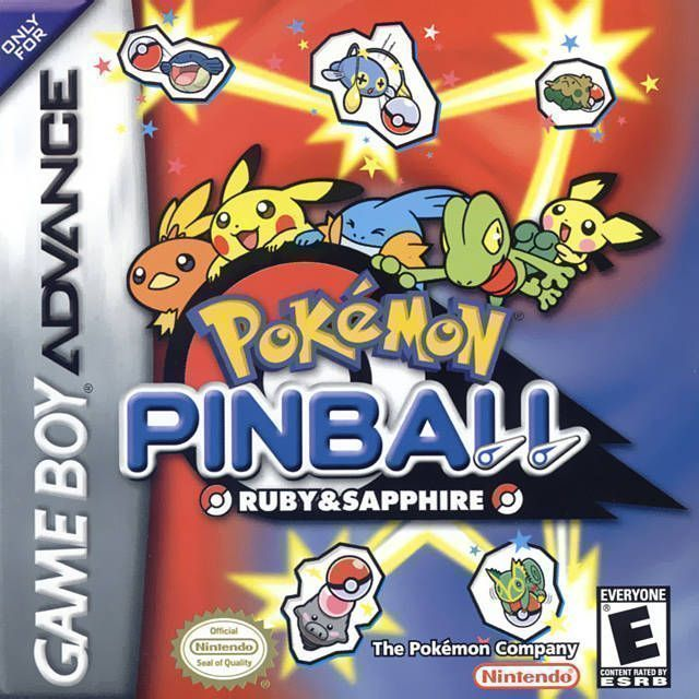 Pokemon Pinball Ruby Shire V1 0