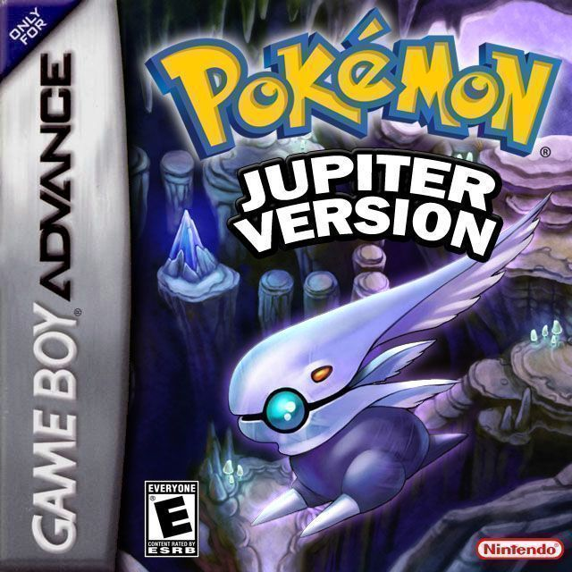 Pokemon Jupiter - 6 04 (Ruby Hack) - Gameboy Advance(GBA