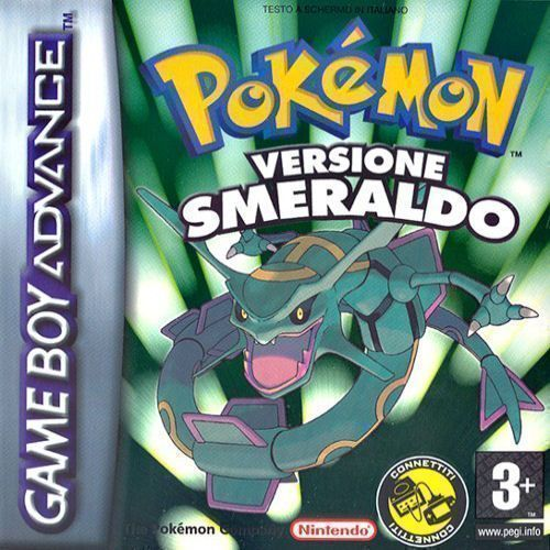 Pokemon - Versione Smeraldo (Pokemon Rapers)