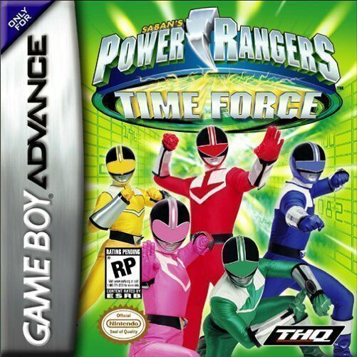 Power rangers spd gba game download