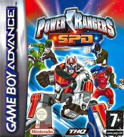Power Rangers - Space Patrol Delta (sUppLeX)