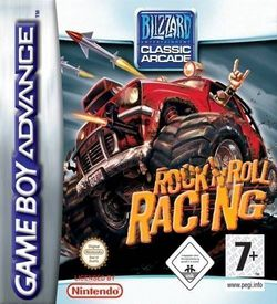 Rock N' Roll Racing (Dosenpfand)