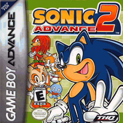 Sonic Advance 2 Gameboy Advance Gba Rom Download