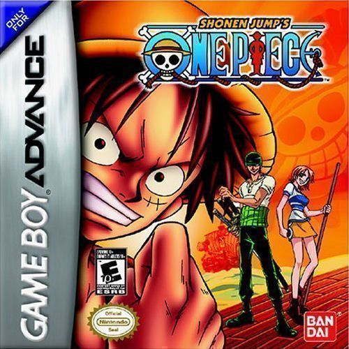 Image result for one piece gba