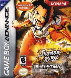 Shonen Jump's - Shaman King - Master Of Spirits