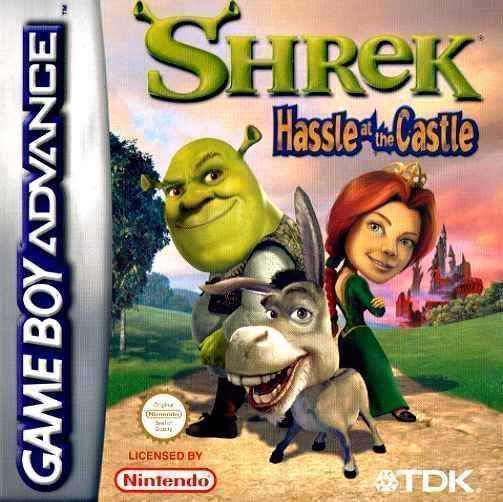 Shrek Hassle At The Castle