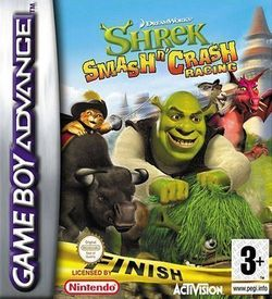 Shrek Smash N' Crash Racing (sUppLeX)
