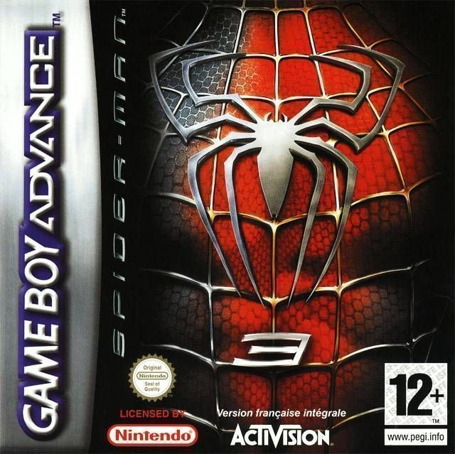 Spider Man 3 Gameboy Advance Gba Rom Download