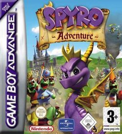 Spyro Adventures