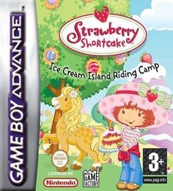 Strawberry Shortcake - Ice Cream Island Riding Camp