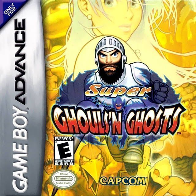 Super ghouls 'n ghosts gameboy advance(gba) rom download.