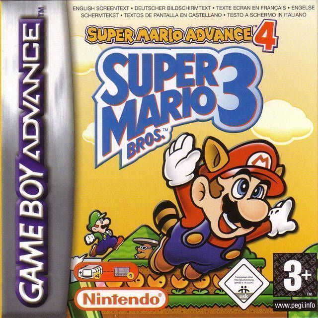 Super Mario Advance 4 - Super Mario Bros 3 (Menace)
